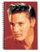 Elvis Presley - The King Spiral Notebook