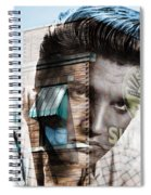 Elvis Presley Sun Studio Collection Spiral Notebook