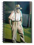 Elwood - 2d-3d Anaglyph Conversion Spiral Notebook