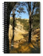 Elyon's Doorway Spiral Notebook