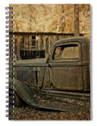 Ely's Mill Dodge Spiral Notebook