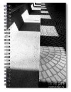Embarcadero Bench Spiral Notebook