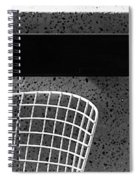 Embarcadero Chair Spiral Notebook