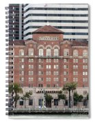 Embarcadero Ymca Building In San Francisco, California Spiral Notebook
