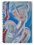Embrace Me Spiral Notebook