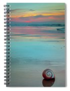 Embrace Of Watercolor Spiral Notebook