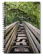 Embrace Your Destiny Spiral Notebook