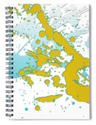 Embracing Passions Spiral Notebook