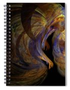 Embryonic Spiral Notebook