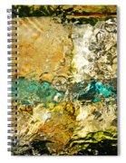 Emerald Bow Spiral Notebook