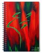 Emerald  Spiral Notebook