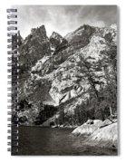Emerald Lake Colorado Spiral Notebook