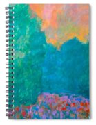 Emerald Mist Spiral Notebook