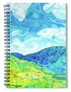 Emerald Moments Spiral Notebook