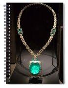 Emerald Prize Spiral Notebook