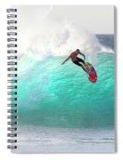 Emerald Slice Spiral Notebook