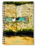 Emerald Tide Spiral Notebook