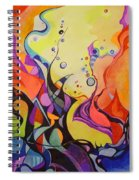Emergence Spiral Notebook