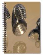 Emerging Spiral Notebook