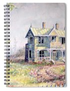 Emily Carr's Birthplace Spiral Notebook