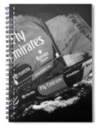 Emirates Team New Zealand Spiral Notebook