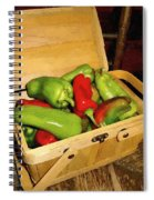 Emmy's Peppers Spiral Notebook