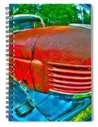 Emotional Mopar Spiral Notebook