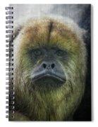What A Face Spiral Notebook