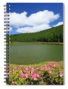 Empadadas Lakes Spiral Notebook
