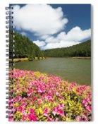 Empadadas Lakes II Spiral Notebook