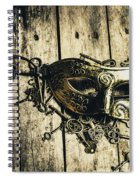 Emperors Keys Spiral Notebook