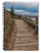 Empire Bluffs 3 Spiral Notebook