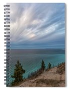 Empire Bluffs 5 Spiral Notebook