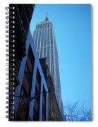 Empire State 1 Spiral Notebook