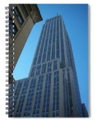 Empire State 2 Spiral Notebook