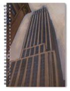 Empire State Building 1 Spiral Notebook