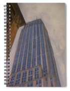 Empire State Building 2 Spiral Notebook