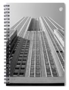 Empire State Building Spiral Notebook