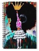 Empower Spiral Notebook