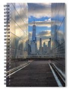 Empty Sky Memorial Spiral Notebook