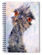 Emu Twister Spiral Notebook