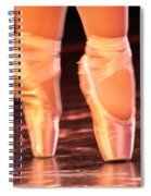 En Pointe Spiral Notebook