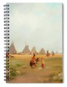 Encampment Spiral Notebook
