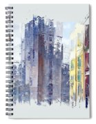Enchanted City 2 Pf Spiral Notebook
