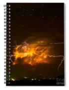 Enchanted Rock Lightning Spiral Notebook