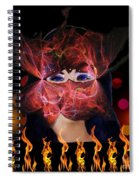 Enchantment Spiral Notebook