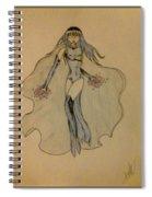 Enchantress Spiral Notebook