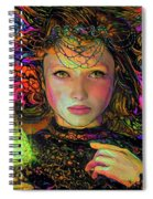 Enchantress  Spiral Notebook