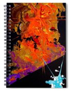 Encounters Spiral Notebook