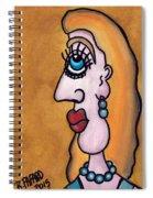 End Of June... - Fin Juin... Spiral Notebook